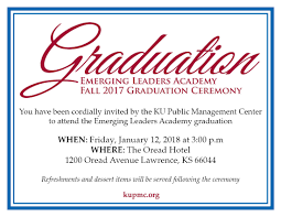 academy graduation invitations ela graduation management center