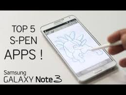 top 5 best s pen apps for galaxy note 3 youtube