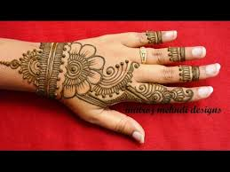 simple easy mehndi henna designs for mehndi designs for