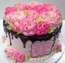 Flower Cakes White Flower Drip Cakes White Flower Cake Shoppe