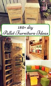 Wood Pallet Furniture Living Room