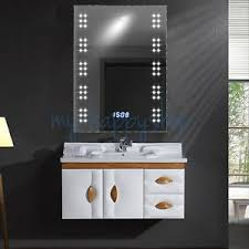 Ebay Bathroom Mirrors Cool Bathroom Mirror With Lights Light Ebay Salevbags