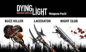 dying light dlc ps4 amazon com weapons pack dlc for dying light playstation 4 ps4