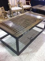coffee table making coffee table legs diy rustic industrial