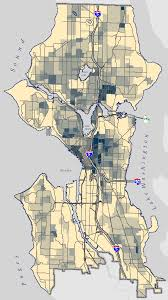 Map Of Seattle Airport by Geographic Files And Maps Opcd Seattle Gov