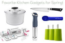 favorite kitchen gadgets for spring lemons and basil