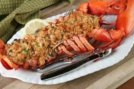 homard cuisine recette homards au four gratinés à l epoisses 750g