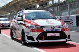toyota motor toyota aims to promote local motorsports with vios challenge
