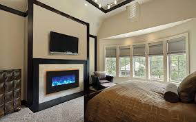 Simple Fireplace Designs by Bedroom Simple Fireplace In Bedroom With White Painted Wall And