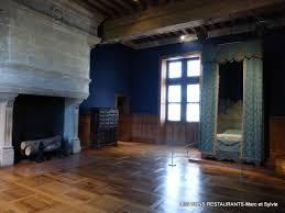 chambre d h e azay le rideau azay le rideau 37 la grande chambre ou chambre du roi les bons