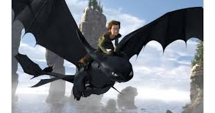 train dragon movie review