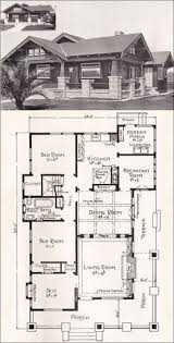 Bungalow Plans Best 25 Craftsman Bungalow House Plans Ideas On Pinterest