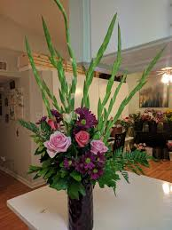 flowers arrangement lavender heart flower arrangement flora funeral flowers are happy