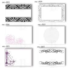 printed wedding place cards cheap wedding invitations with