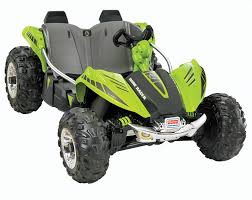 toddler motorized car amazon com power wheels dune racer green toys u0026 games