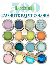 500 favorite paint colors bookazine designers u0027 favorite paint colors