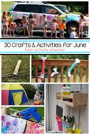 Kids Fun Craft - 30 june activities u0026 fun crafts for kids where imagination grows
