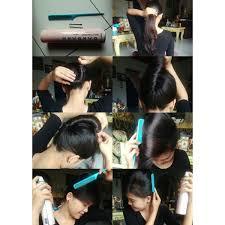 tutorial sirkam rambut panjang kak claudia zeny mau tau sirkam yang bagus gimana kasih tau cara