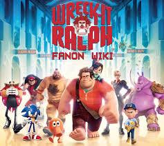 wreck ralph fanon wiki fandom powered wikia
