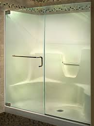 Shower Stall With Door Fiberglass Shower Stalls New Product For Fiberglass Tub And