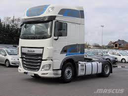 daf xf 105 460 superspacecab manual e6 tractor units price