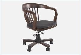 fauteuil de bureau marron chaise de bureau en bois a validcc org