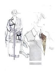 comfort of nostalgia artsthread fashion design sketchbook