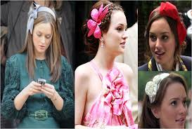 blair waldorf headband ahmed hishmat keeping you in the fashion loop