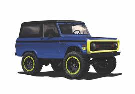 ford bronco wd 40 themed ford bronco looks like a real life wheels