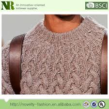 men u0027s chunky cable knit pullover sweater view mens cable knit