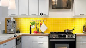 white and yellow kitchen ideas yellow kitchens
