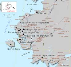 map of southwest southwest alaska map