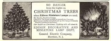 christmas tree ad christmas lights decoration