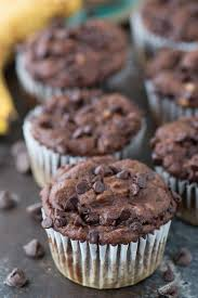healthier chocolate mini muffins the first year