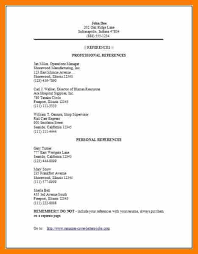 How Many References On Resume References On A Resume Cv01 Billybullock Us