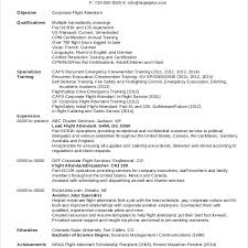 Sample Of Flight Attendant Resume by Download Entry Level Flight Attendant Resume