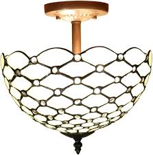 tiffany style dining room lights hanging ceiling pendant light fixture lamp tiffany style stained