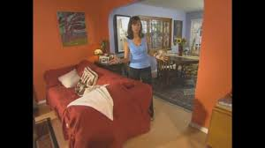 hgtv u0027s kim smart tackles a small living room with lots of big