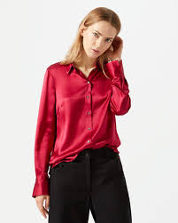 silk blouses s shirts blouses a range of fabrics jigsaw