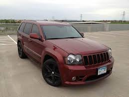 jeep srt8 grill 2008 jeep grand srt8 420hp 420lb tq 6 1l hemi v8 plus