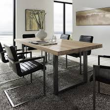 best 25 stainless steel dining best 25 industrial dining tables ideas on steel and wood