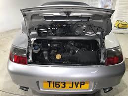 porsche trunk in front 1999 porsche 911 carrera 4 13 495