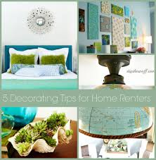 5 easy non permanent decorating tips for renters home stories a to z