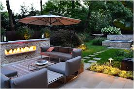 Back Garden Landscaping Ideas Image For Trendy Small Backyard Landscaping Ideas Back