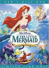 mermaid 2 disc platinum edition bilingual amazon ca