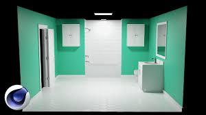 how to design a bathroom in cinema 4d set designer youtube how to design a bathroom in cinema 4d set designer