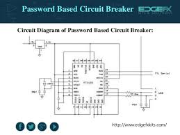 password based circuit breaker