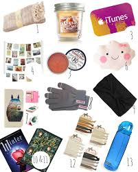 13 gift ideas under 25 for teen girls u2014 frugal debt free life