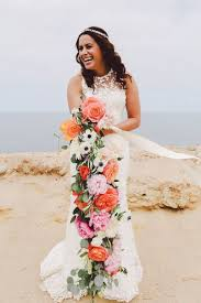 Cascading Bouquet Cascading Bouquets The U002780s Trend That U0027s Back In A Big Way