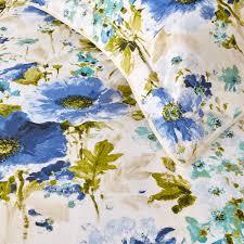 buy christy poppy duvet cover blue amara